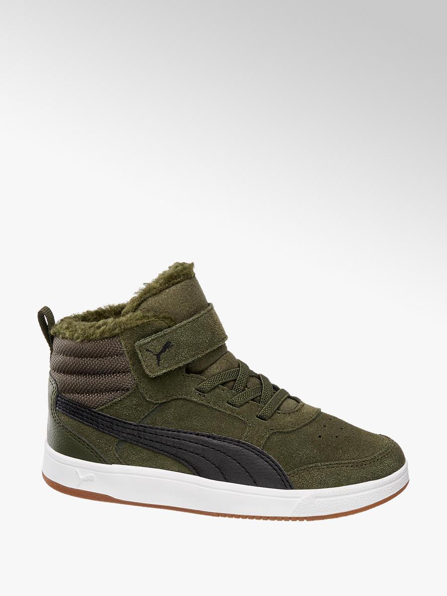 f14ddeb64b Gyerek Puma REBOUND STREET V2 magasszárú sneaker - Puma   DEICHMANN
