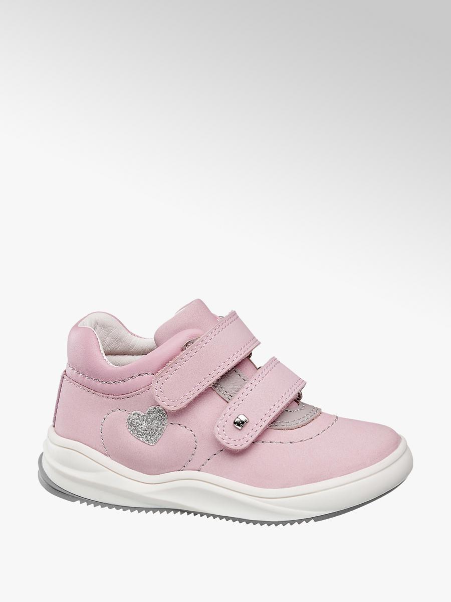 38b00936339943 Haida Weite M III Mädchen Sneaker in rosa von Elefanten günstig im Online-Shop  kaufen