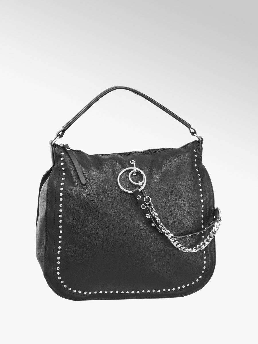 c73decdf50ab6 Handtasche von Catwalk in schwarz - DEICHMANN