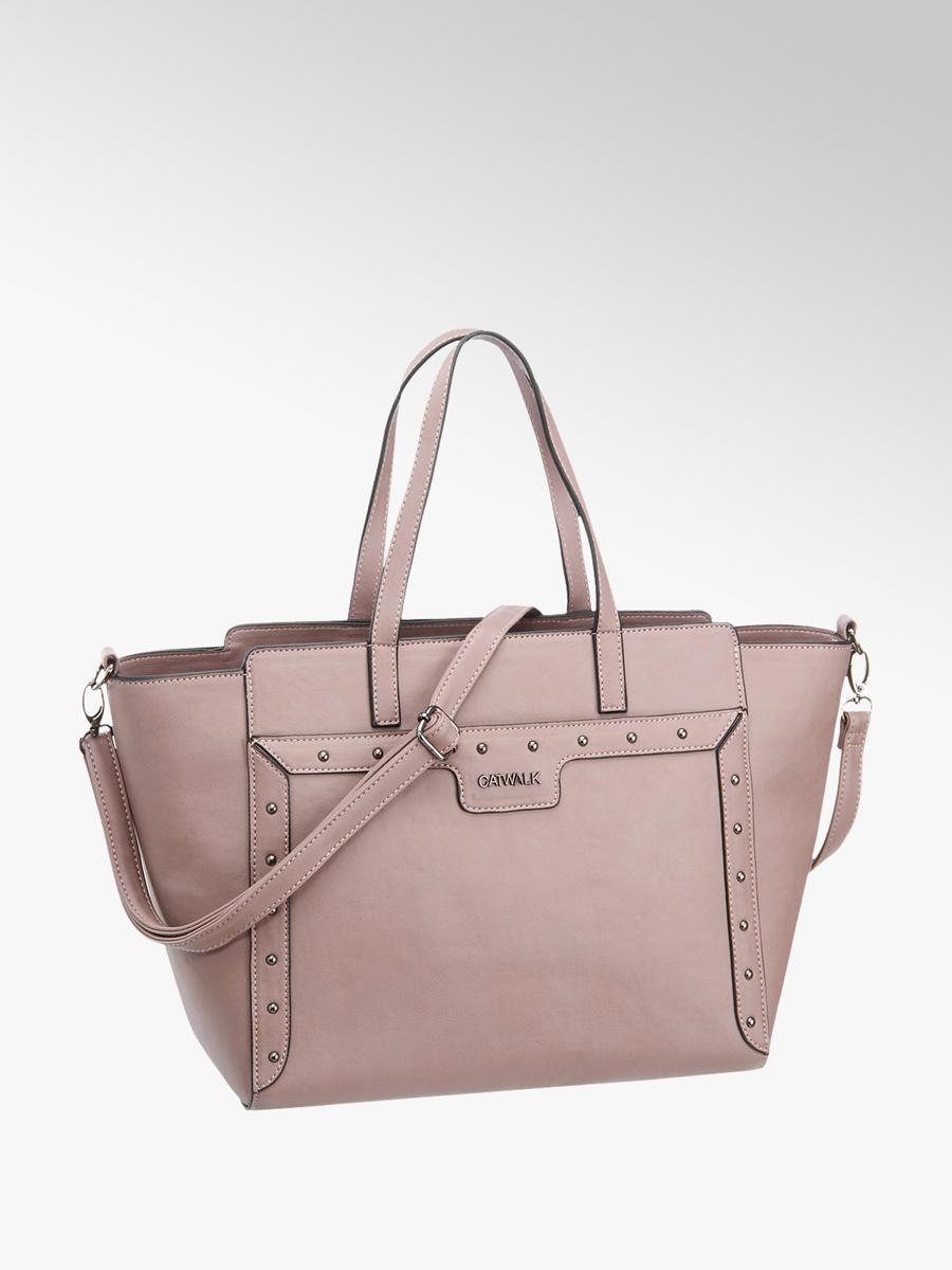 2c174f1a7d1e5 Handtasche von Catwalk in rosa - DEICHMANN