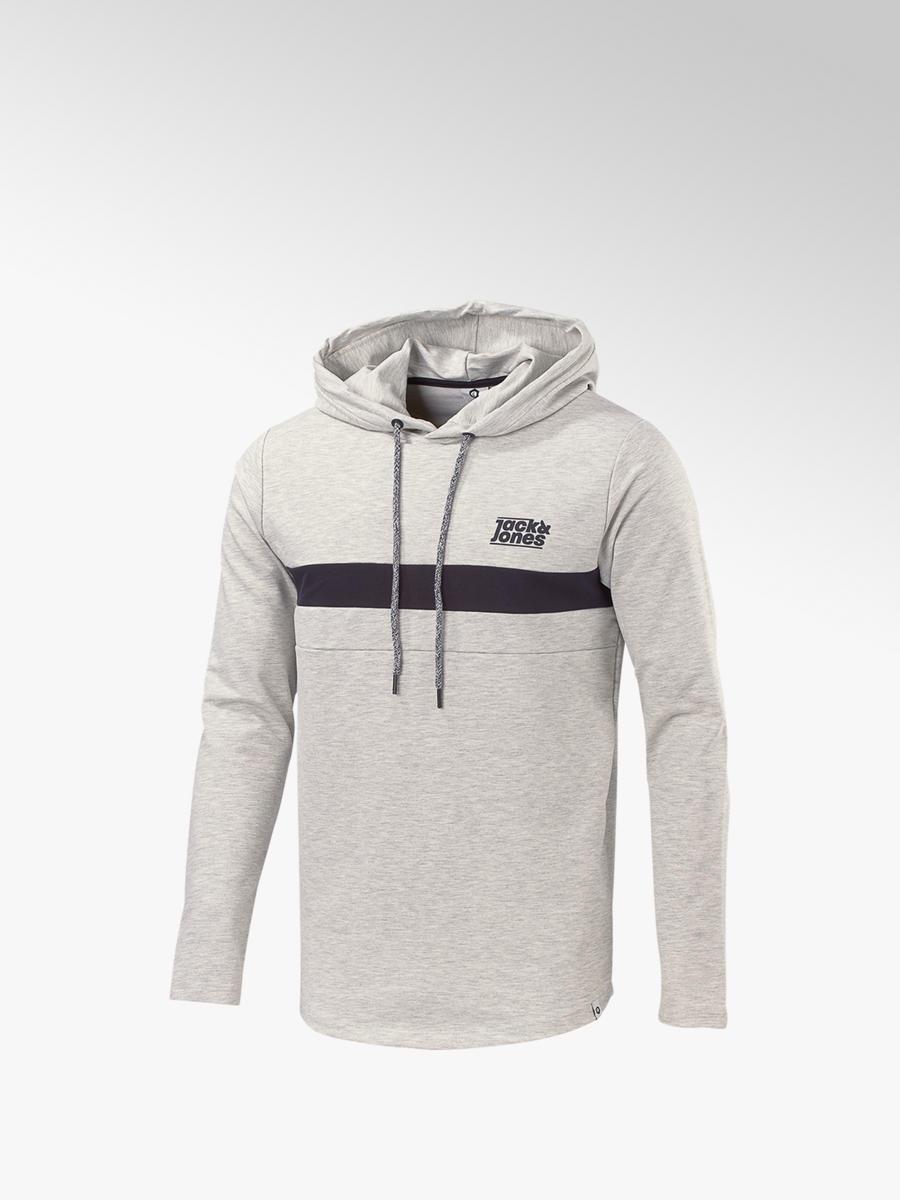 Herren Hoodie in weiß von Jack + Jones günstig im Online-Shop kaufen 16575530a0
