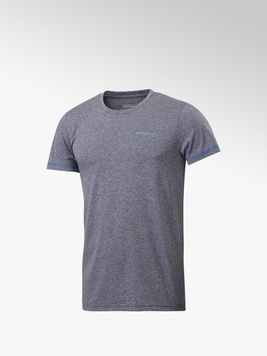 968efb1732e47c Herren Outdoor Shirt in grau von Icepeak günstig im Online-Shop kaufen
