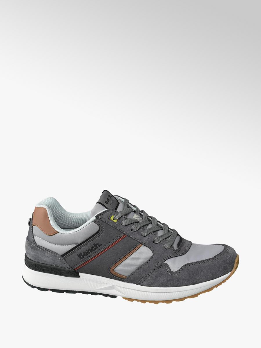 Herren Sneaker In Grau Von Bench Gunstig Im Online Shop Kaufen