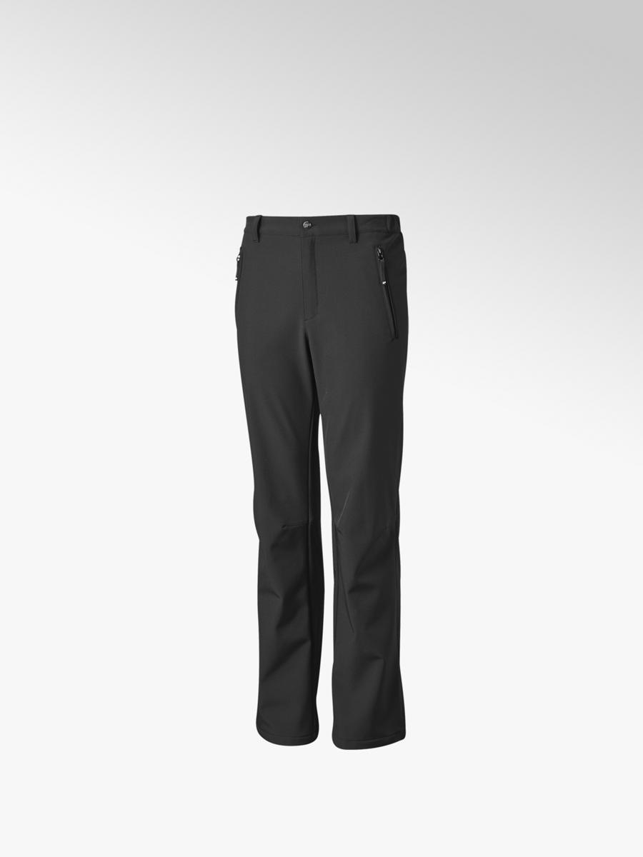 2ebaa3e11e62da Herren Softshellhose in schwarz von Icepeak günstig im Online-Shop kaufen