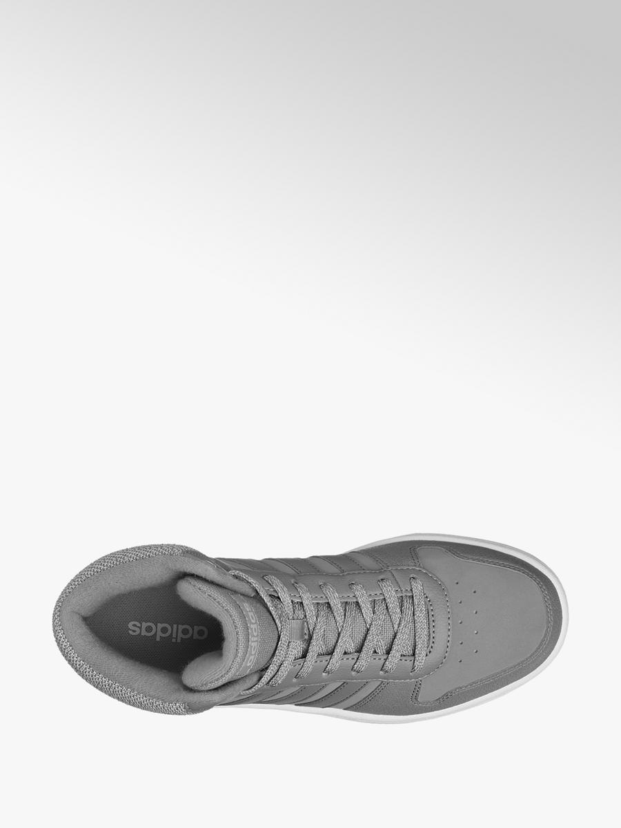 premium selection 50bc9 fbd0a Leder. adidas Hoops Mid 2.0 Damen Sneaker