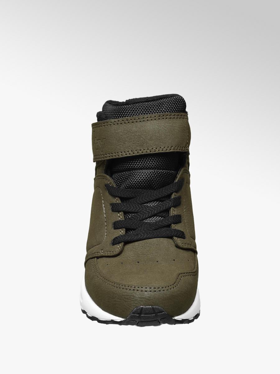 Jungen Midcut Sneaker in khaki von Vty günstig im Online-Shop kaufen 7cddd41f61
