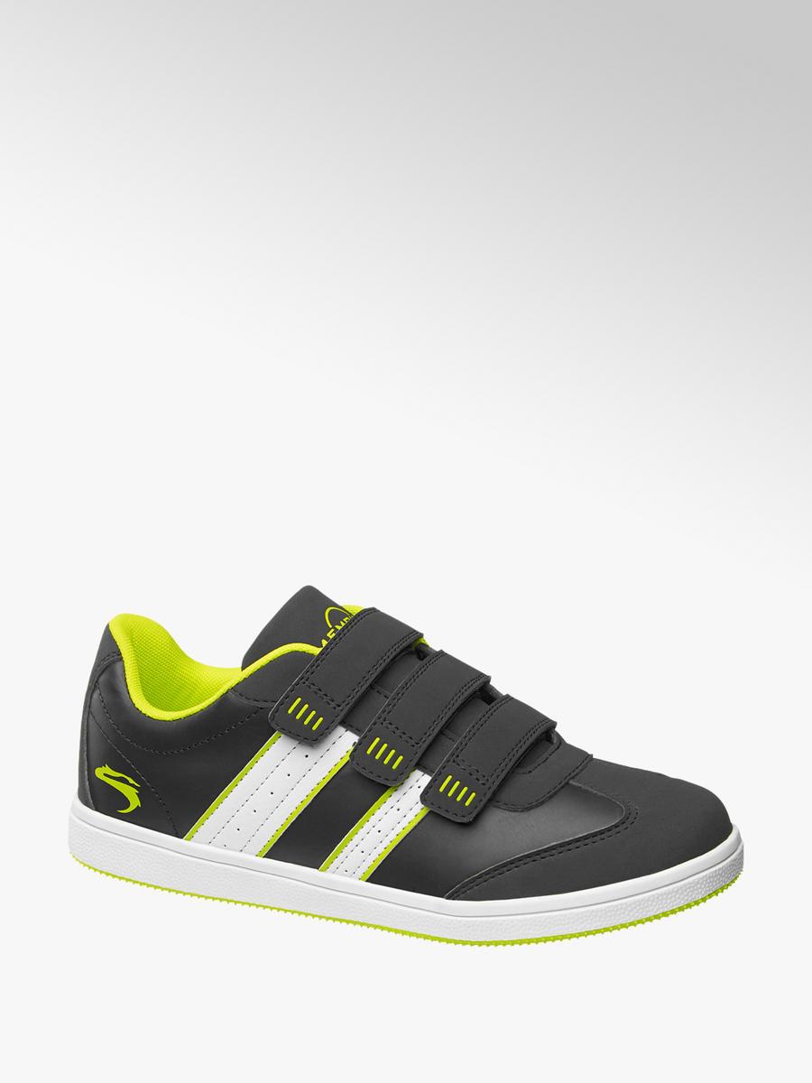 innovative design 28271 07b23 Jungen Sneaker in dunkelgrau von Memphis One günstig im ...