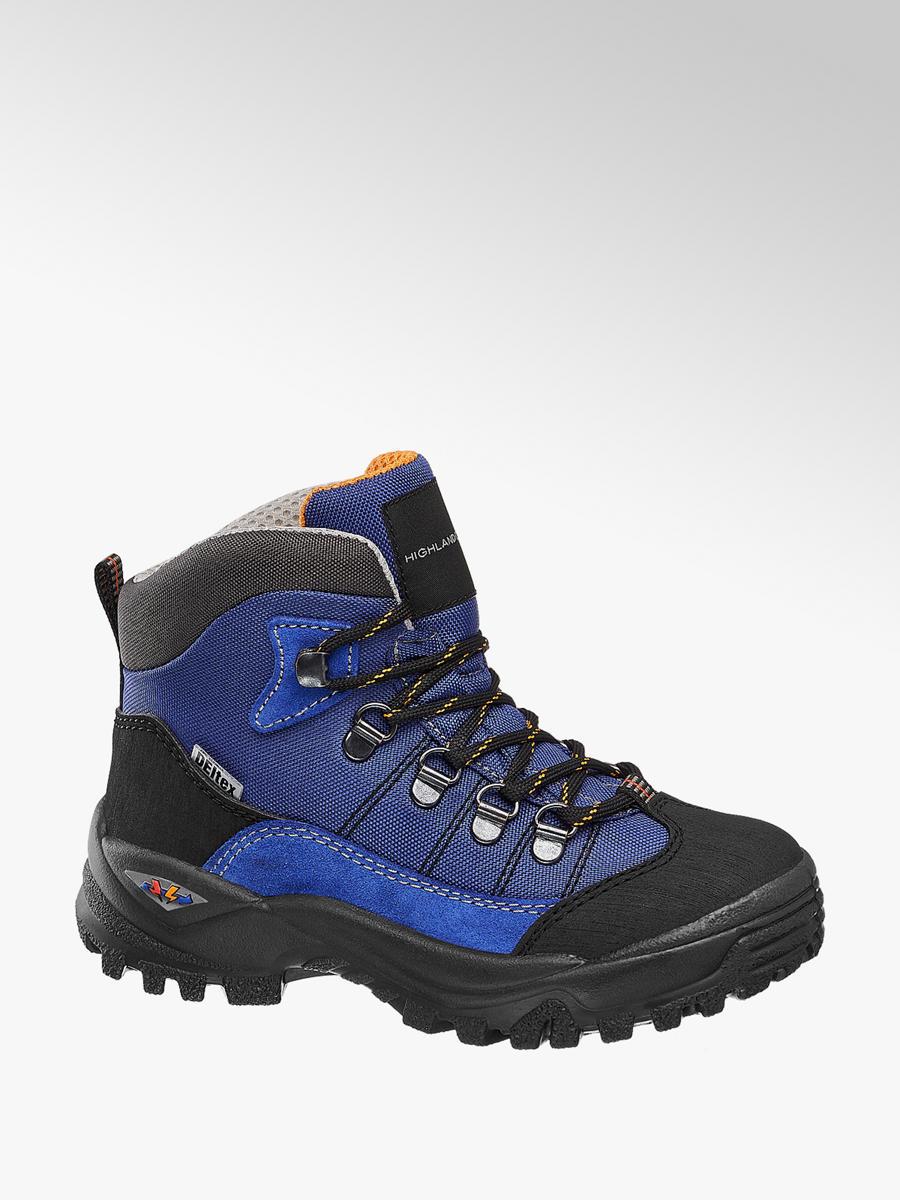 Verkauf Einzelhändler c3939 96125 Jungen Trekking Schuhe von Highland Creek in blau ...