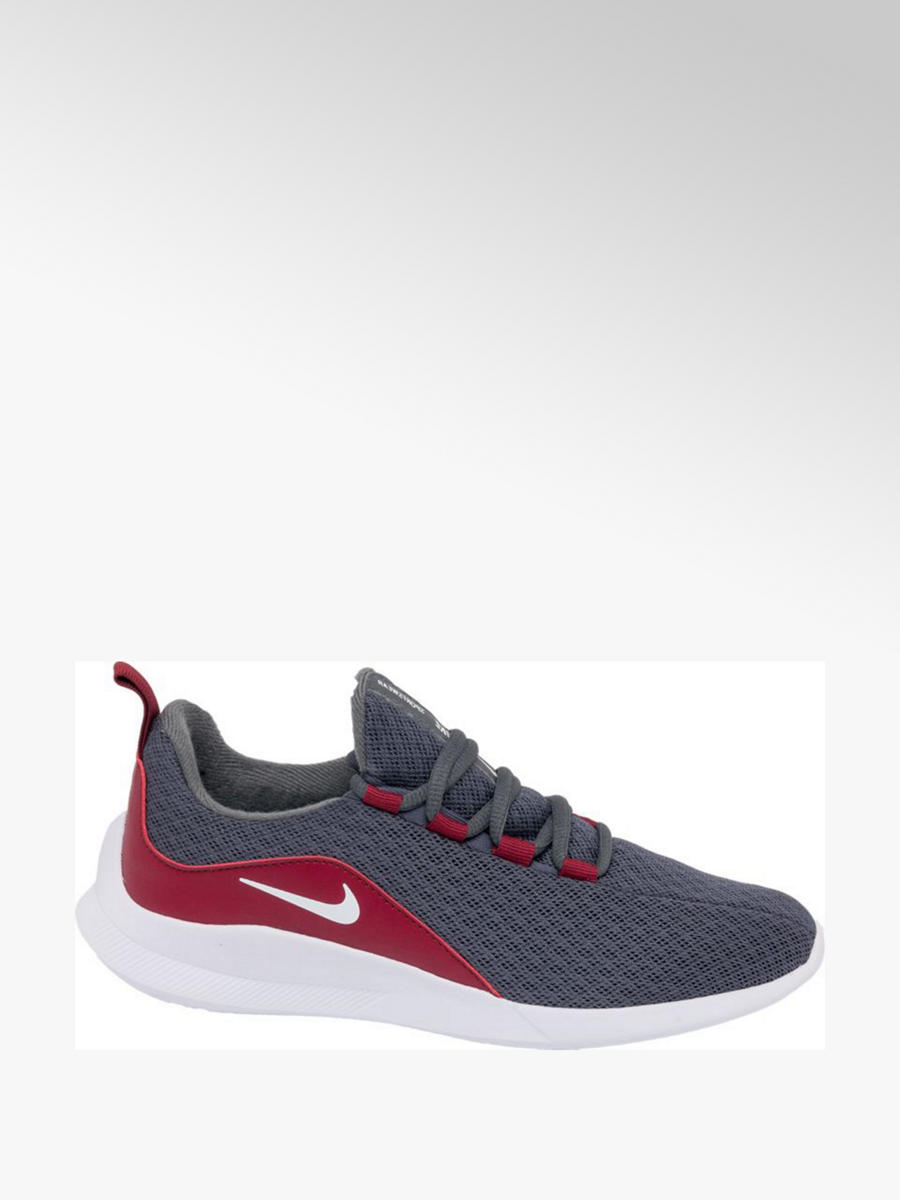 d3d0e9075daf46 Junior Boys Nike Viale Trainers in Grey