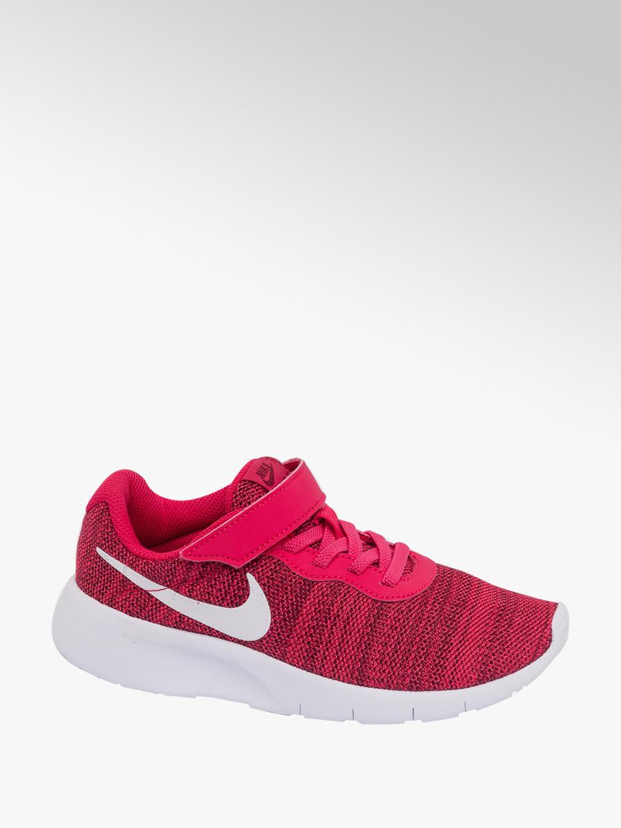 aa8b6536a1 Junior Girls Nike Tanjun Pink Trainers | Deichmann