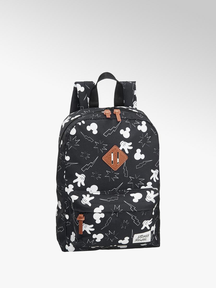 Keine Verkaufssteuer großartige Qualität hübsch und bunt Kinder Rucksack von Mickey Mouse in schwarz - deichmann.com