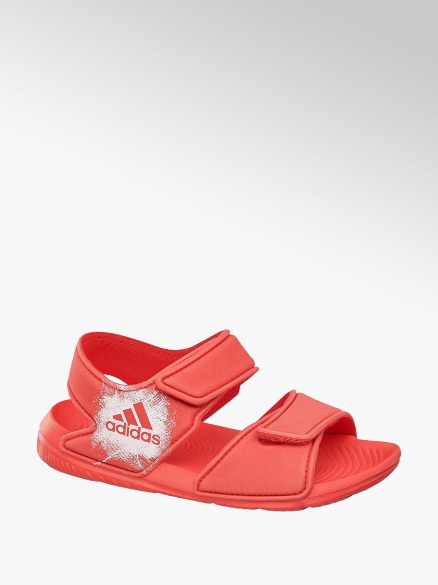 low priced 6b6f0 cbf0e Kinder Sandalen von adidas in pink - deichmann.com