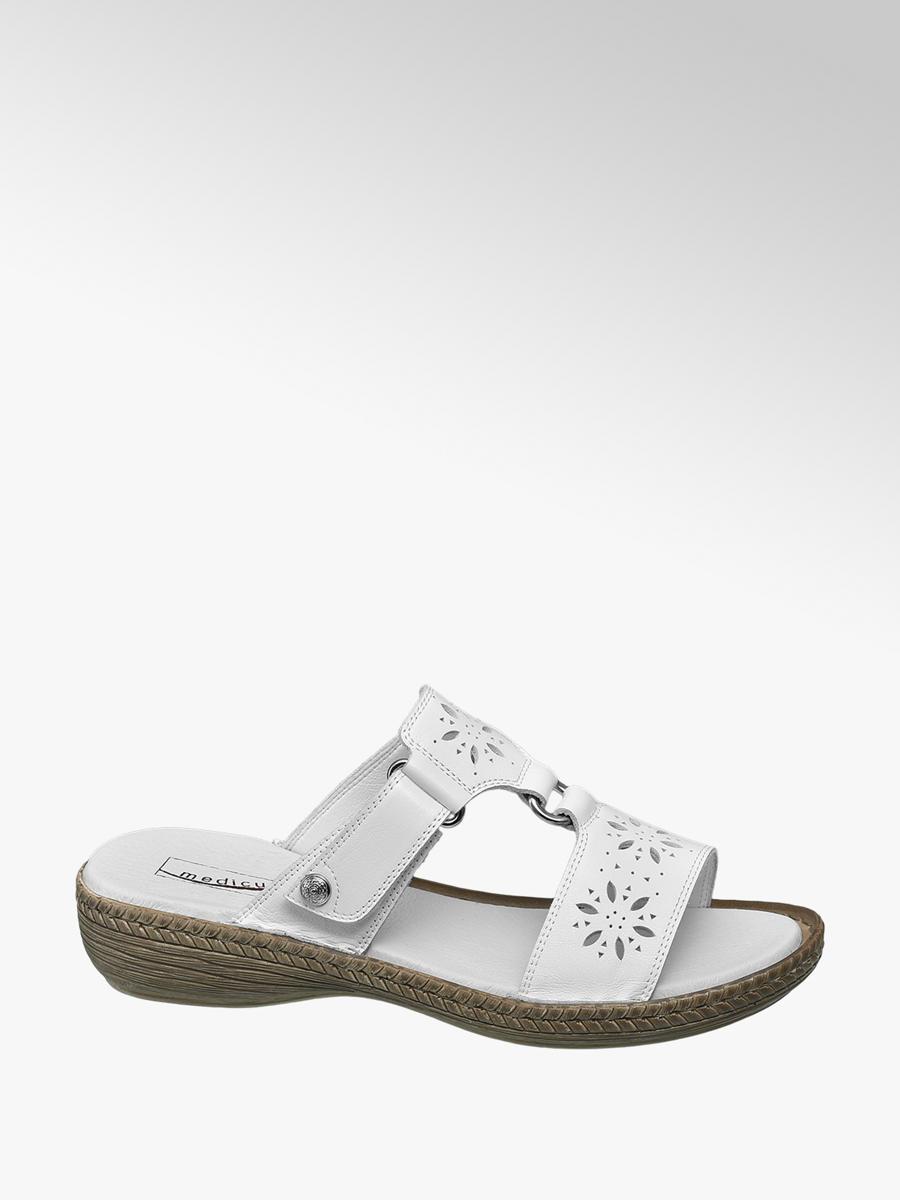 142771d8fe82 Komfortná letná obuv značky Medicus vo farbe biela - deichmann.com