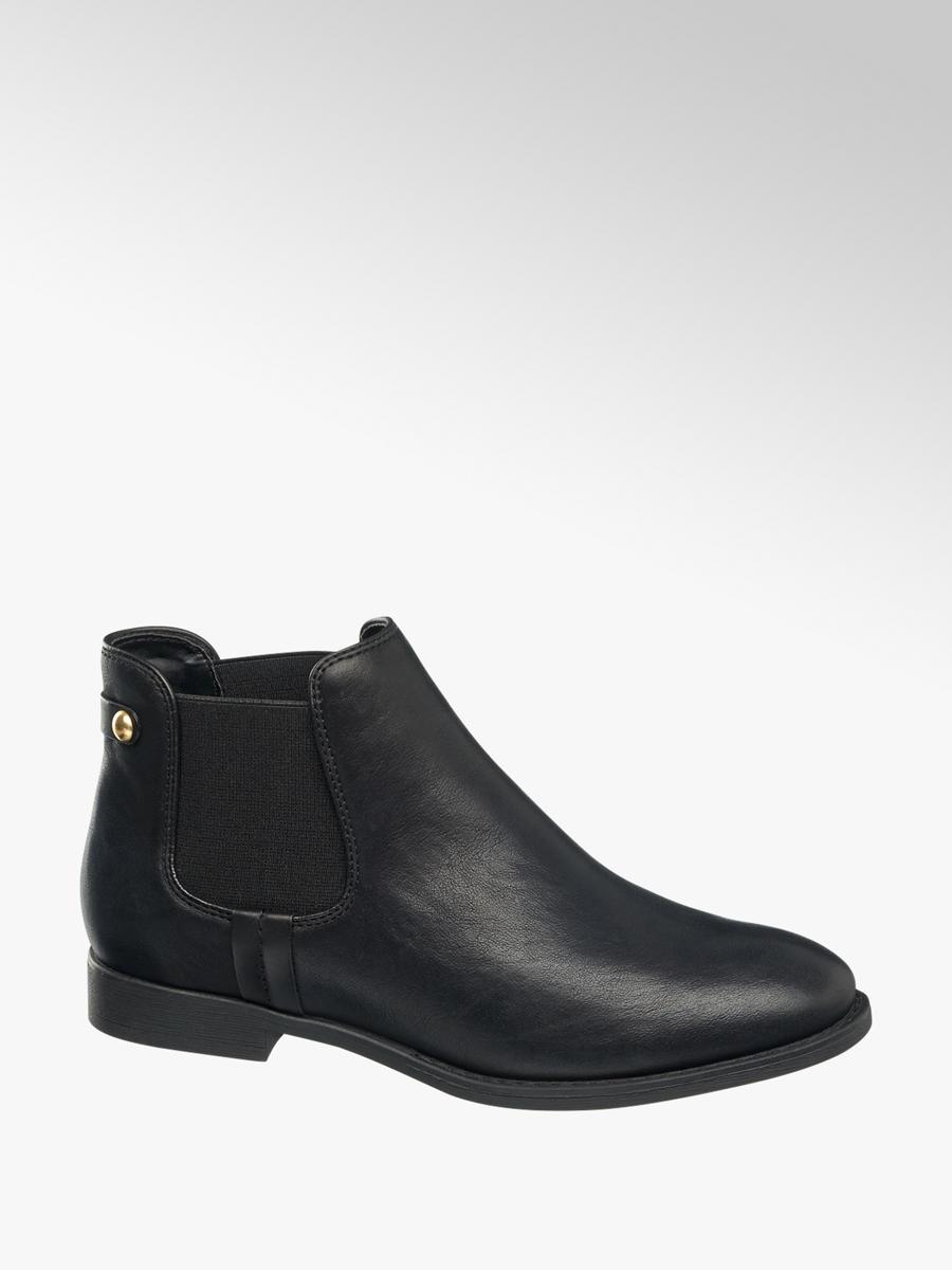 Kotníková obuv Chelsea značky Graceland v barvě černá - deichmann.com 834828afe1