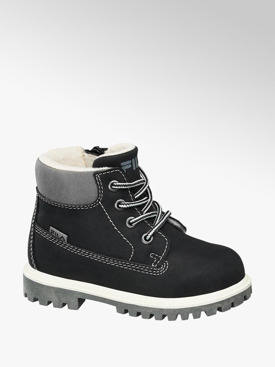 Kotníková obuv značky Fila v barvě černá - deichmann.com 56dcb23212