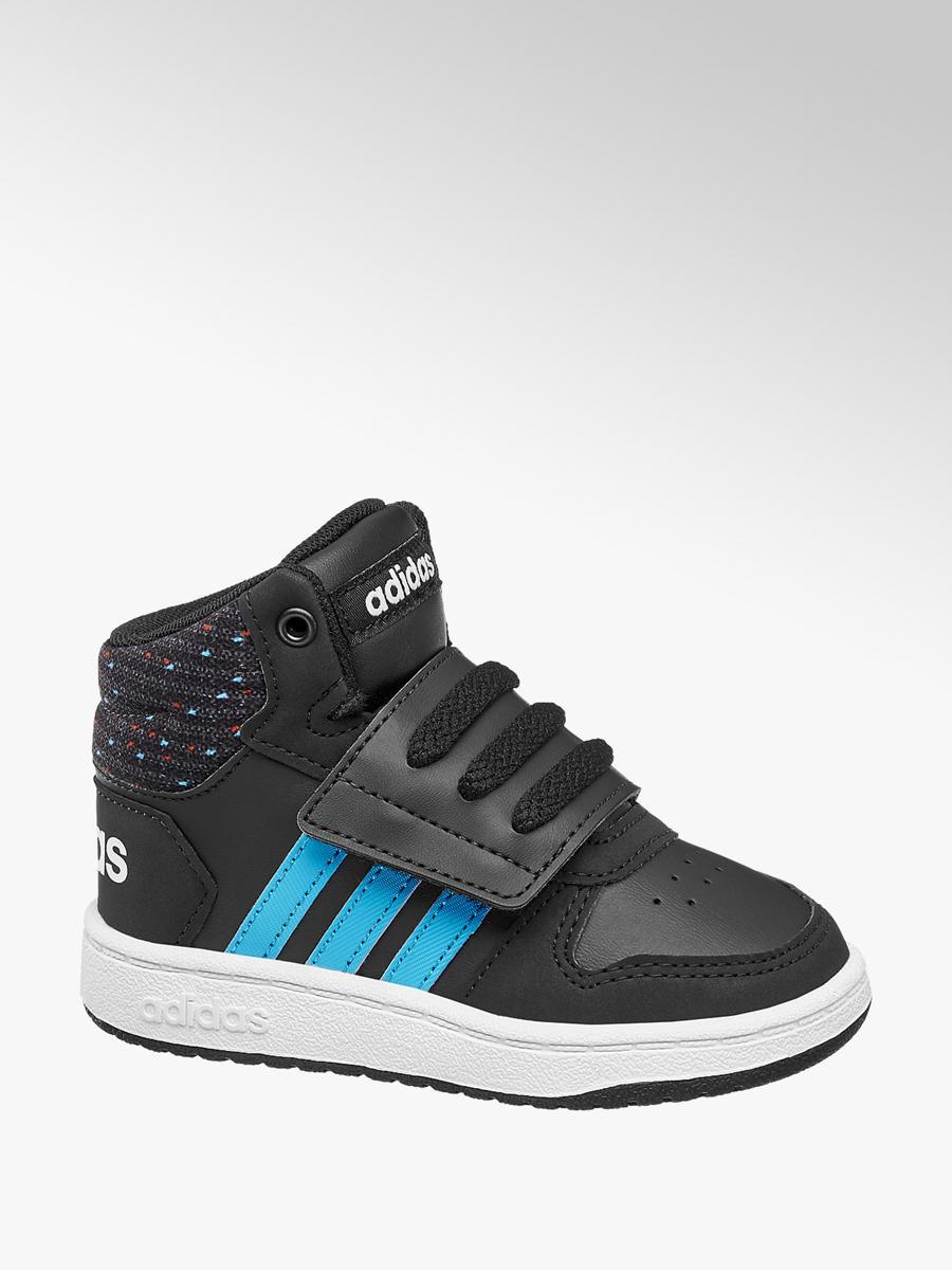 Kotníkové tenisky Hoops Mid 2.0 značky adidas v barvě černá - deichmann.com 763fadcef3