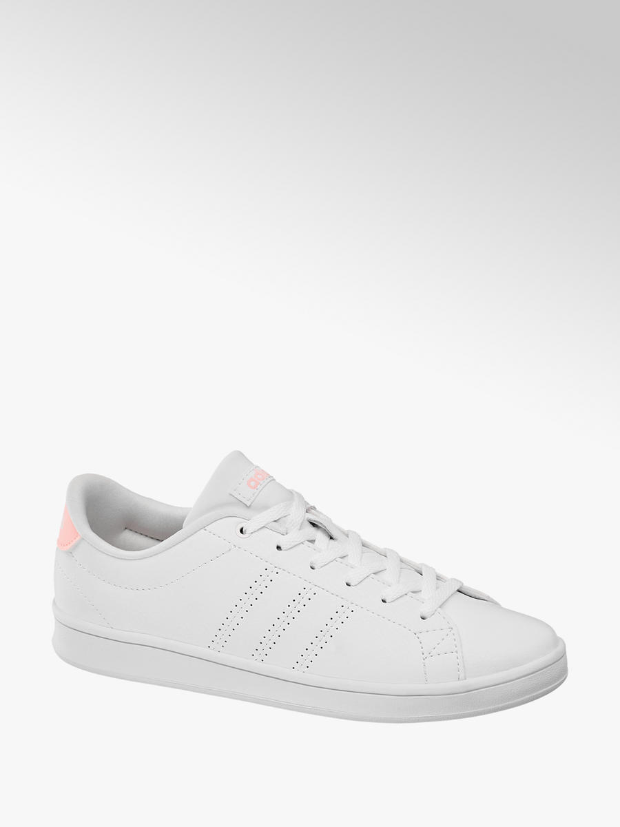 d255706385d2 Ladies White Adidas Trainers