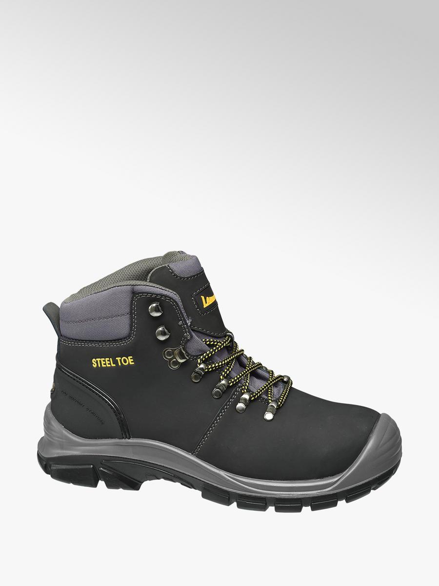 ce7850969 Landrover Men s Safety Boots S3 SRC Black