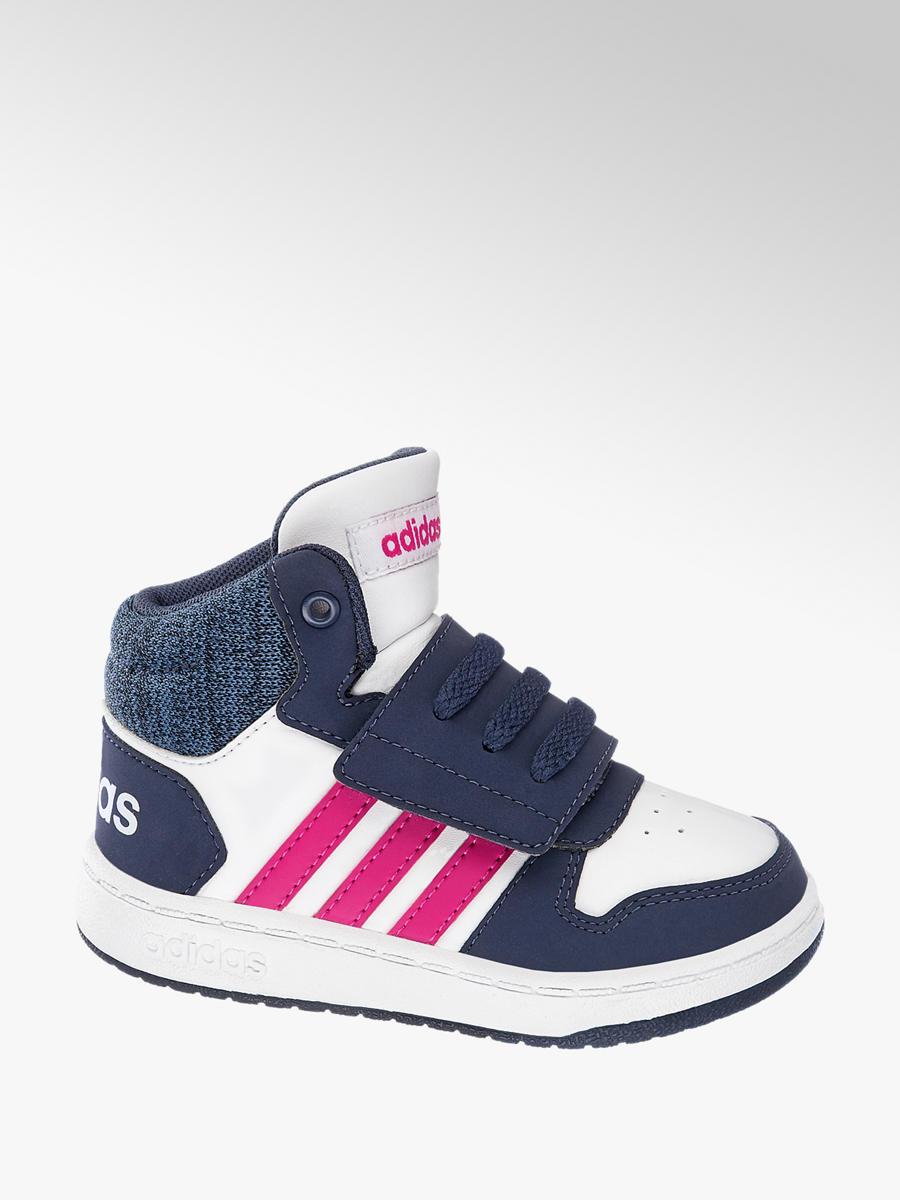 Lány ADIDAS HOOPS MID 2.0 magasszárú sneaker - adidas  eec51c28c6