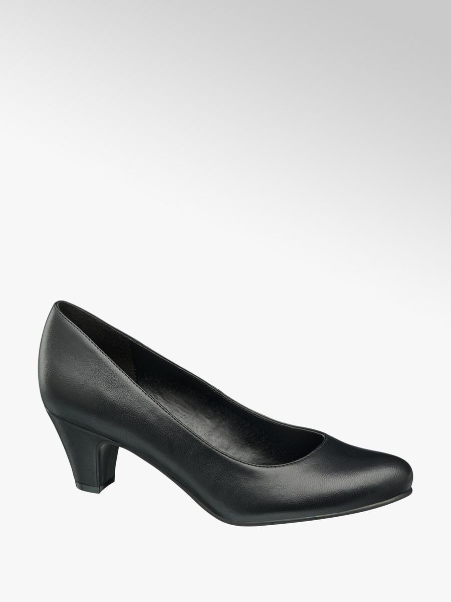 416231b4fd1db Lodičky značky Graceland vo farbe čierna - deichmann.com