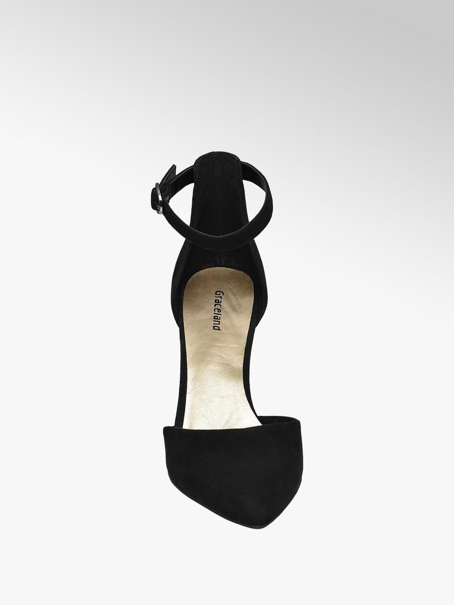 Lodičky značky Graceland vo farbe čierna - deichmann.com 0958743079