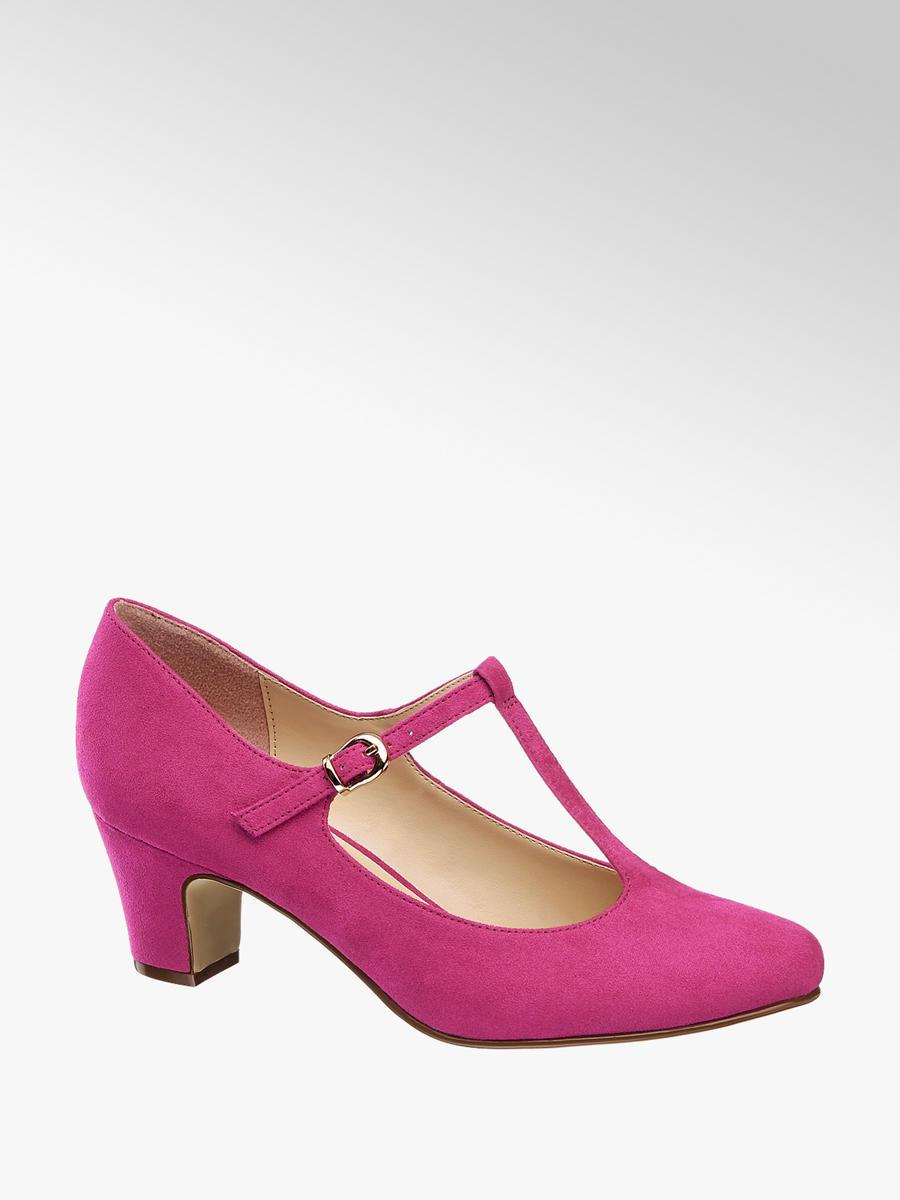 77f93e32daa0 Lodičky značky Graceland vo farbe ružová - deichmann.com