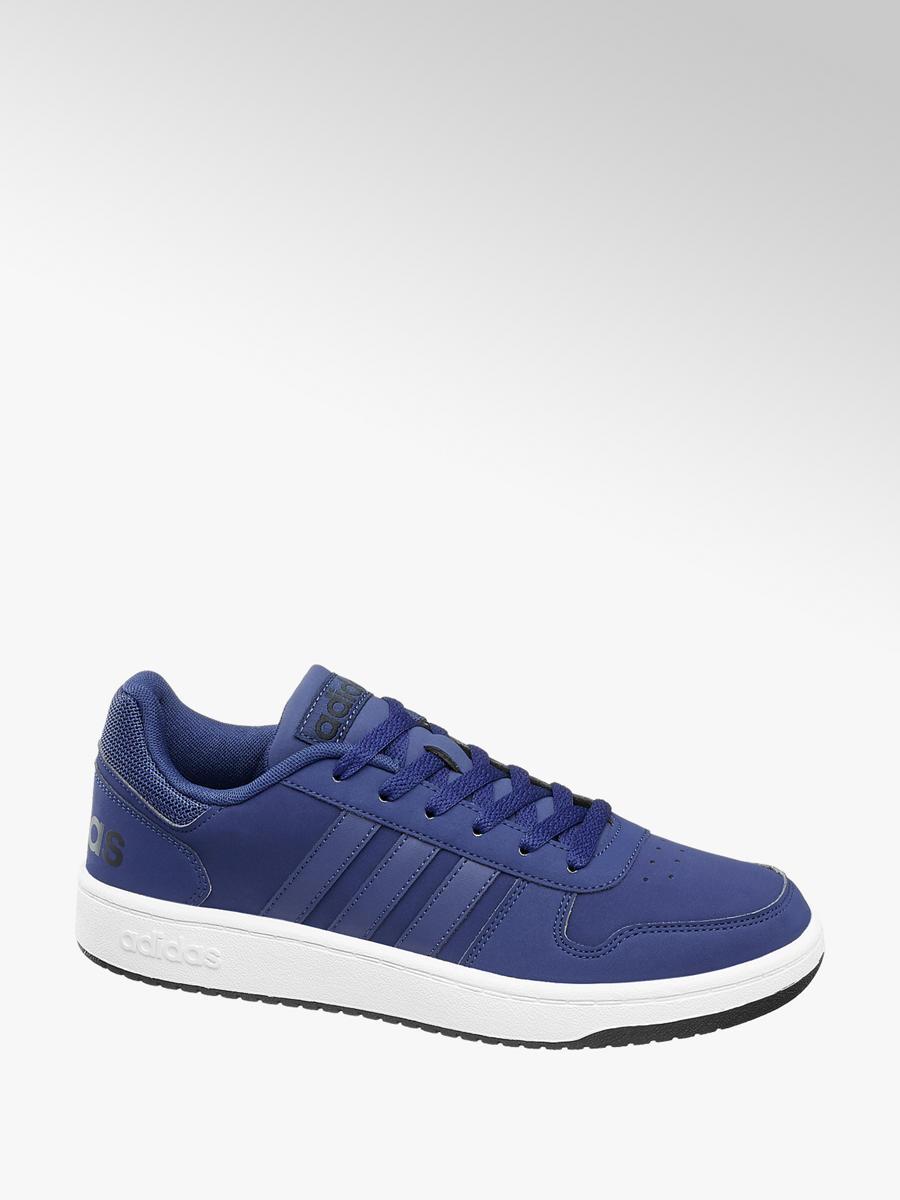 size 40 dcb17 e2468 Markowe sneakersy męskie adidas Vs Hoops Low - 1716307 - dei