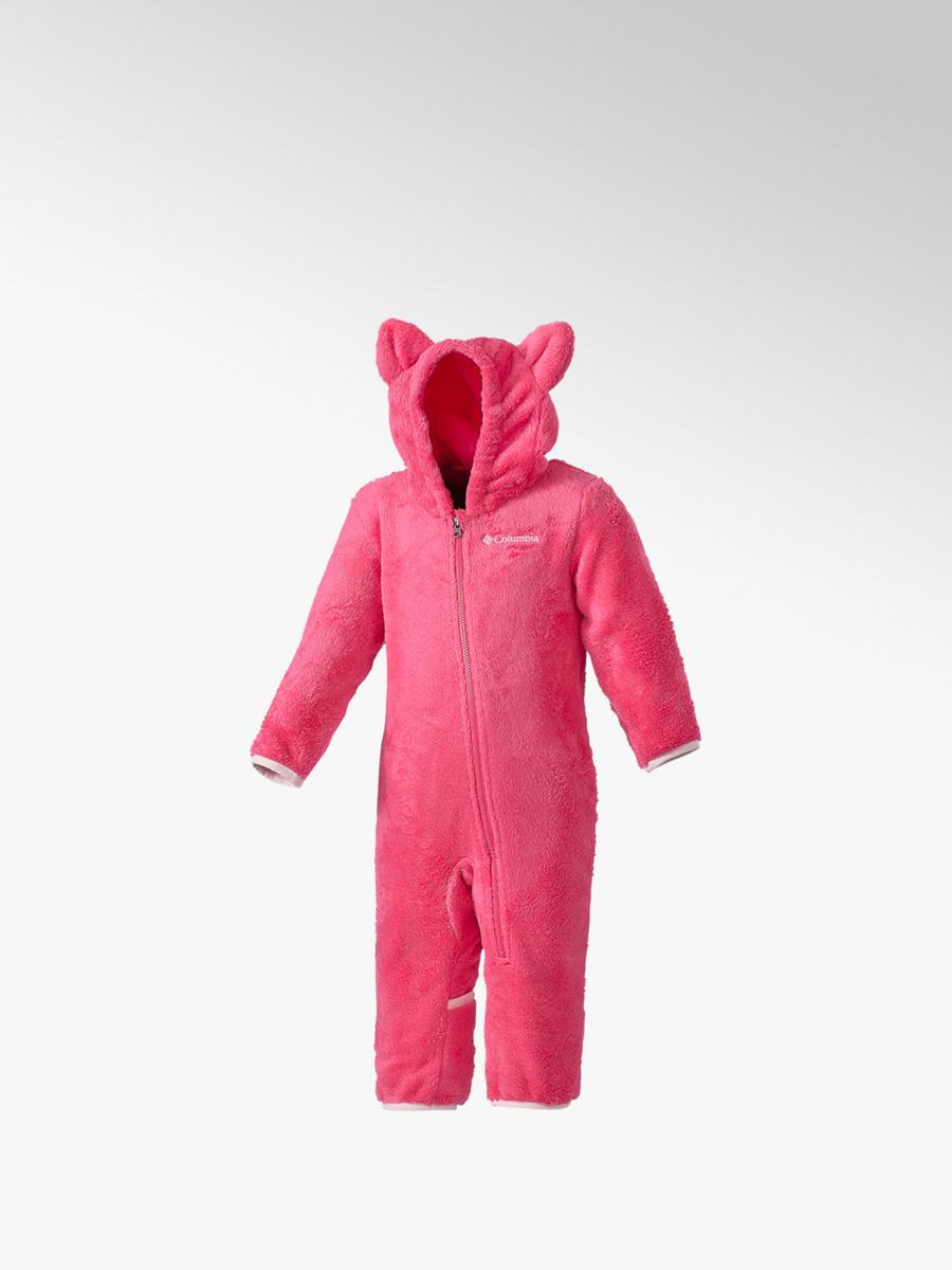 Turnschuhe offizielle Seite neueste art Mädchen Skianzug in pink von Columbia günstig im Online-Shop ...