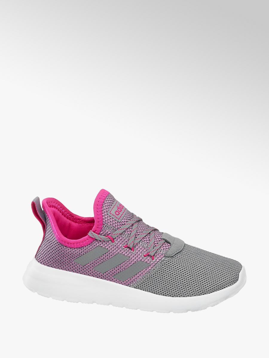 wholesale dealer d20c4 6bcdd Mädchen Sneakers LITE RACER RBN von adidas in grau ...