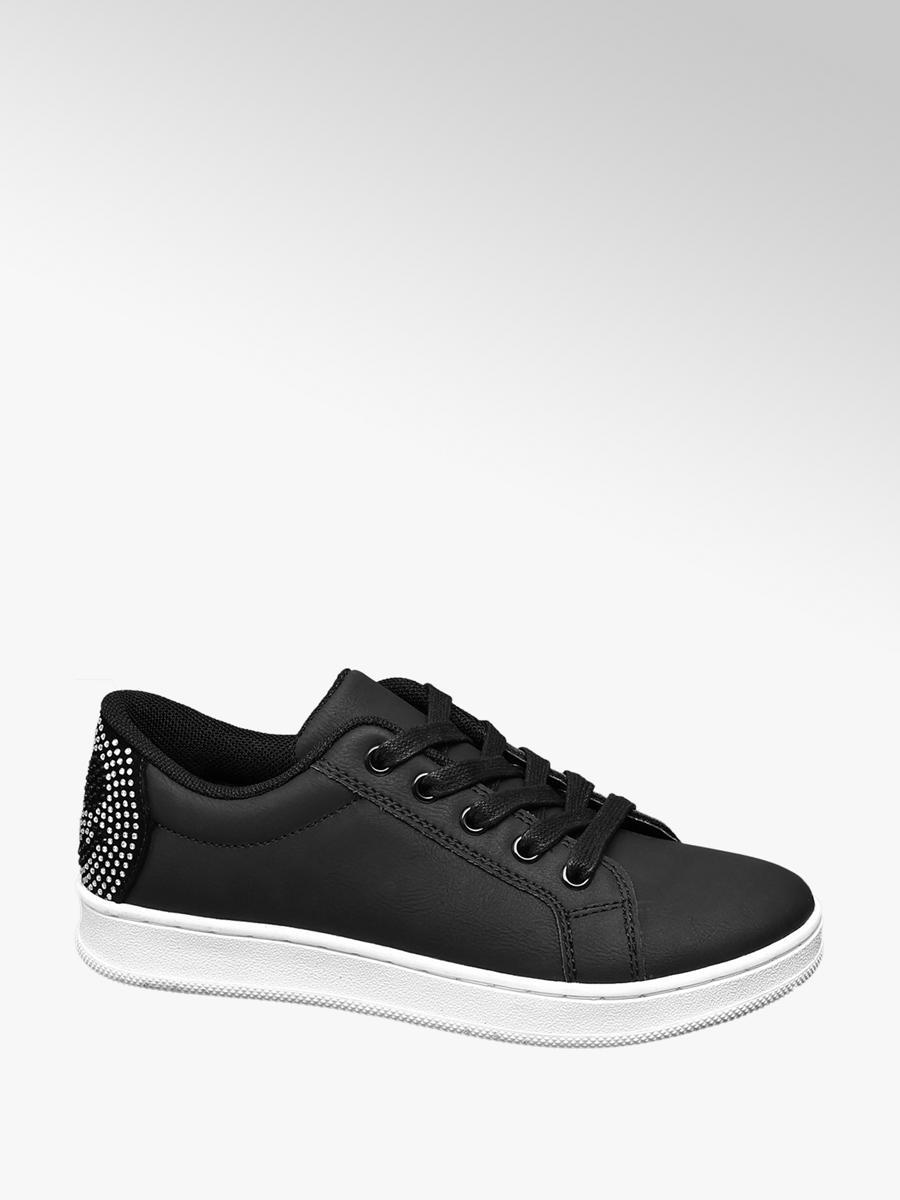 bce8fd8a07bce9 Mädchen Sneakers von Graceland in schwarz - deichmann.com