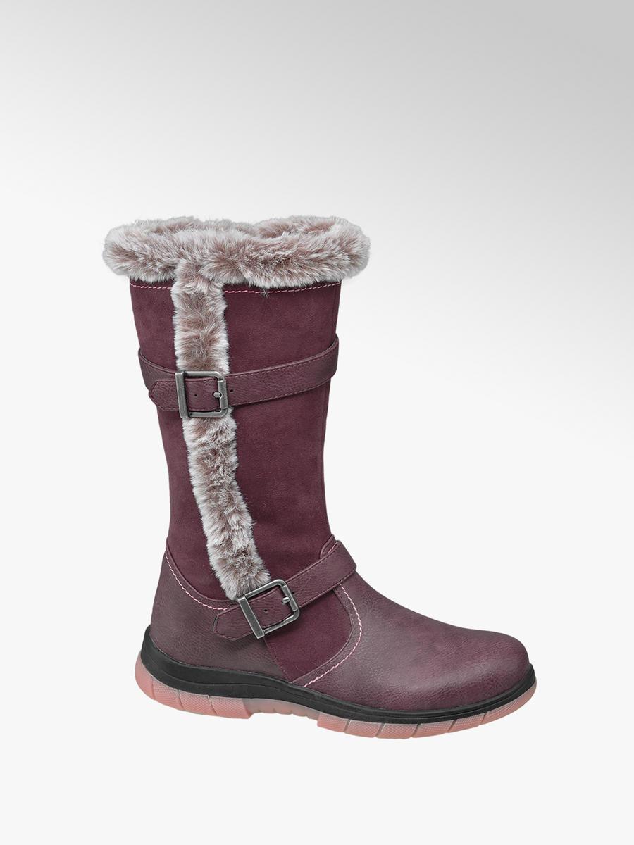 innovative design ae36c 7a290 Mädchen Stiefel in bordeaux von Graceland günstig im Online ...
