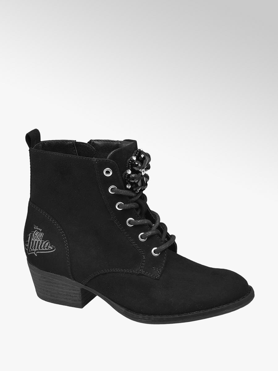 c3e641af196bdb Mädchen Stiefel in schwarz von Soy Luna günstig im Online-Shop kaufen