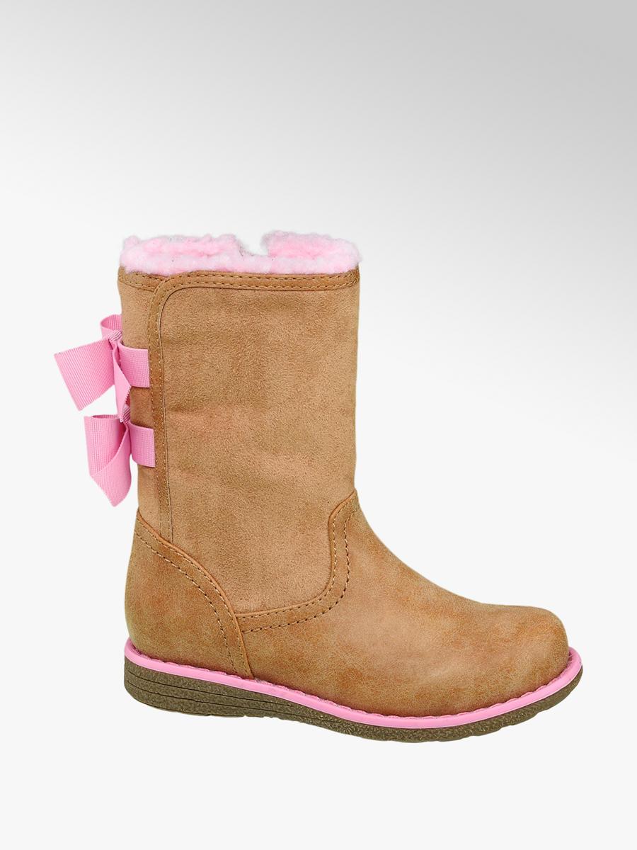 buy online 246d2 3087a Mädchen Stiefel in braun von Cupcake Couture günstig im ...