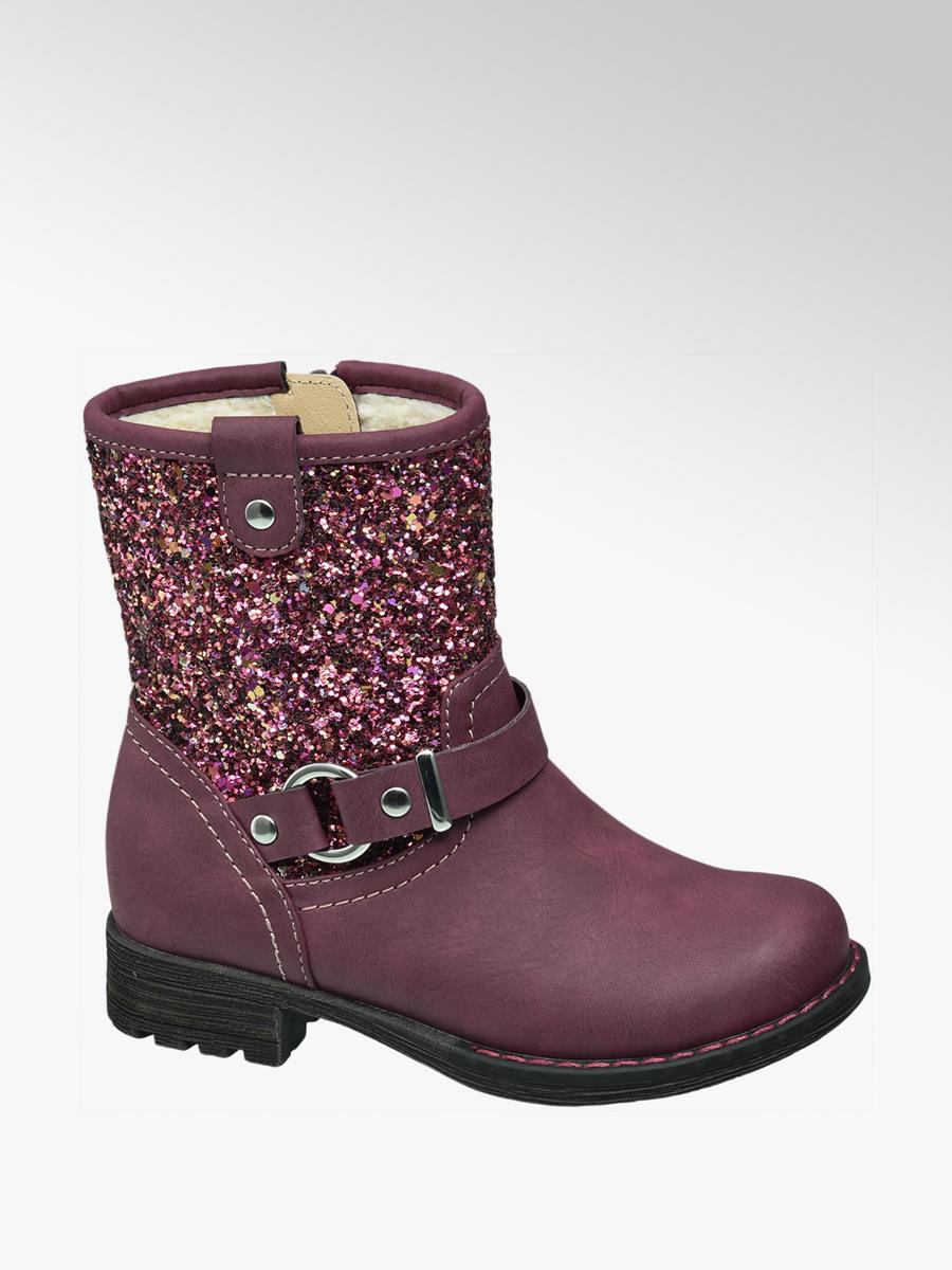 best service 31128 bc7c9 Mädchen Stiefel in fuchsia von Cupcake Couture günstig im ...