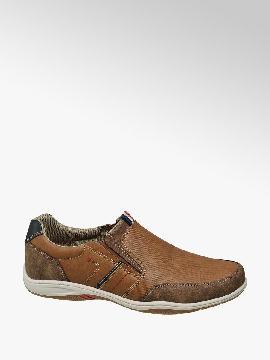 Memphis One Men's Casual Slip-On Shoes