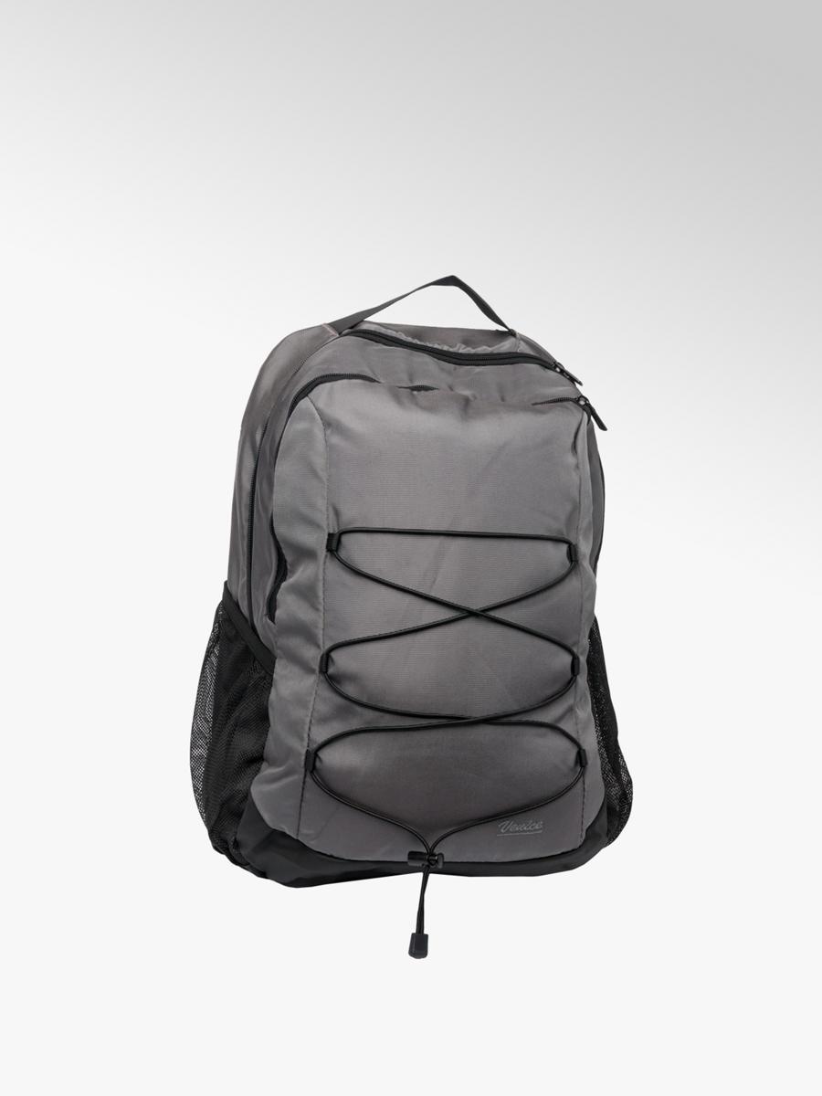 Men's Drawstring Backpack Grey | Deichmann