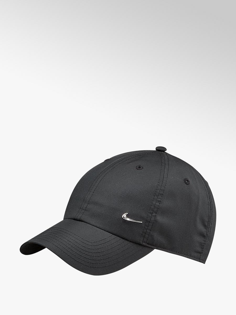sale info for new authentic Metal Swoosh Herren Cap in schwarz von Nike günstig im ...