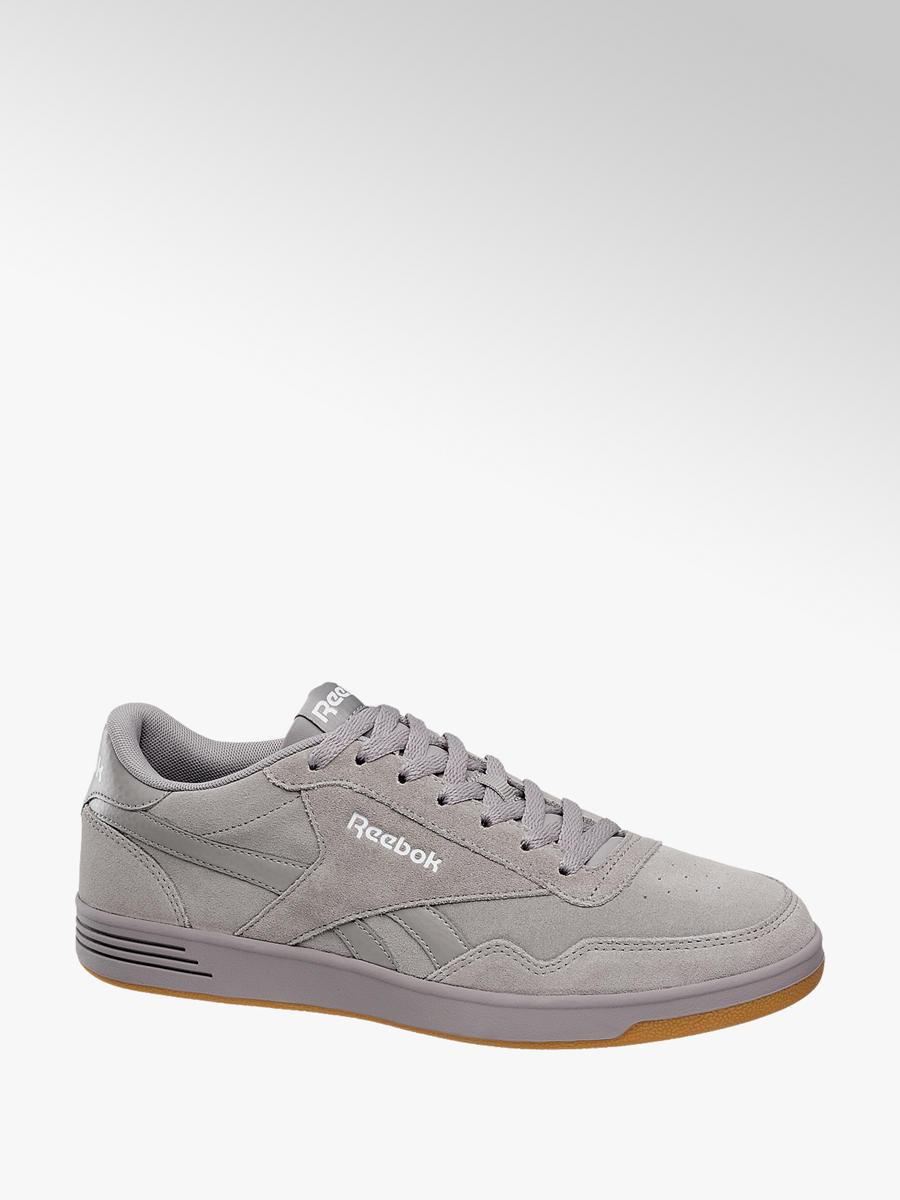 auf Lager Sportschuhe kosten charm Männer Leder Sneakers ROYAL TECHQUE T von Reebok in grau ...