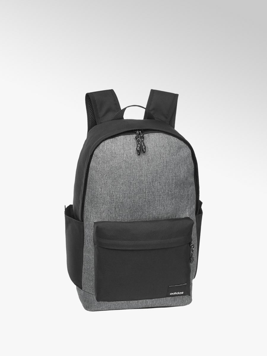 hot sales quality products top design Männer Rucksack von adidas in schwarz-weiß - deichmann.com