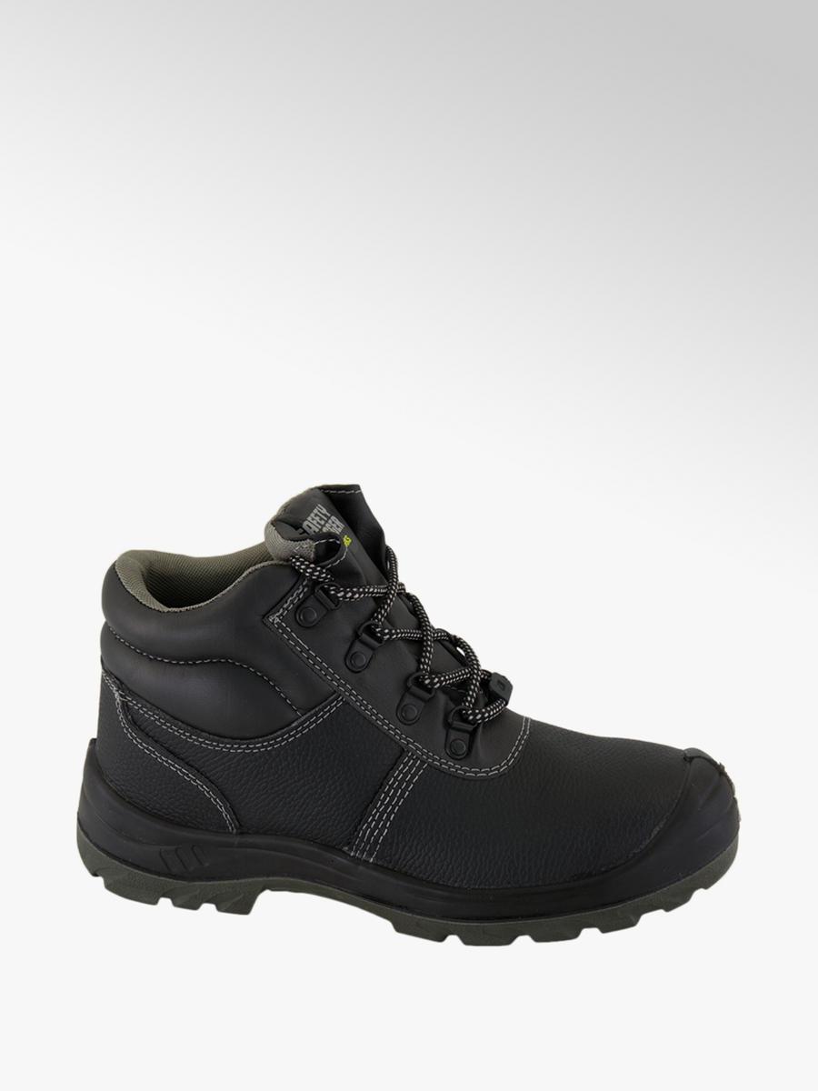 brand new 1f640 7020b Männer Sicherheitsschuhe S3 von Safety Jogger in schwarz ...