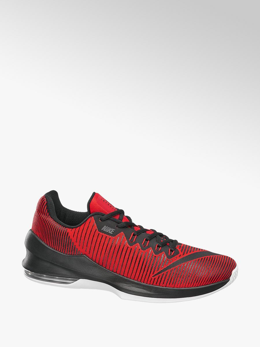 8986ee060003d9 Männer Sneakers AIR MAX INFURIATE 2 LOW von NIKE in rot - deichmann.com
