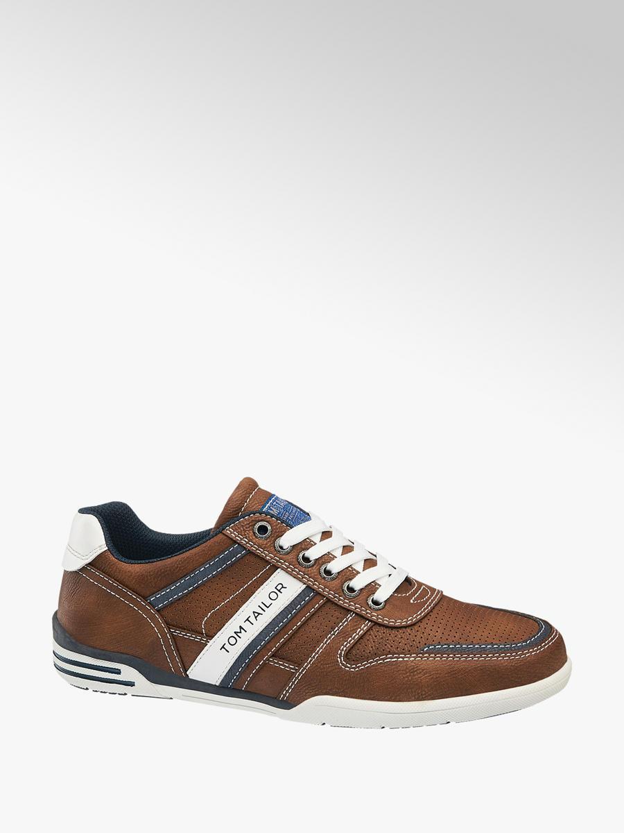 check out c974e 3a68b Männer Sneakers von Tom Tailor in cognac - deichmann.com