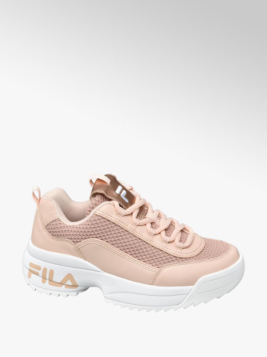 szukać delikatne kolory nowe niższe ceny Modne sneakersy damskie Fila - 1820682 - deichmann.com