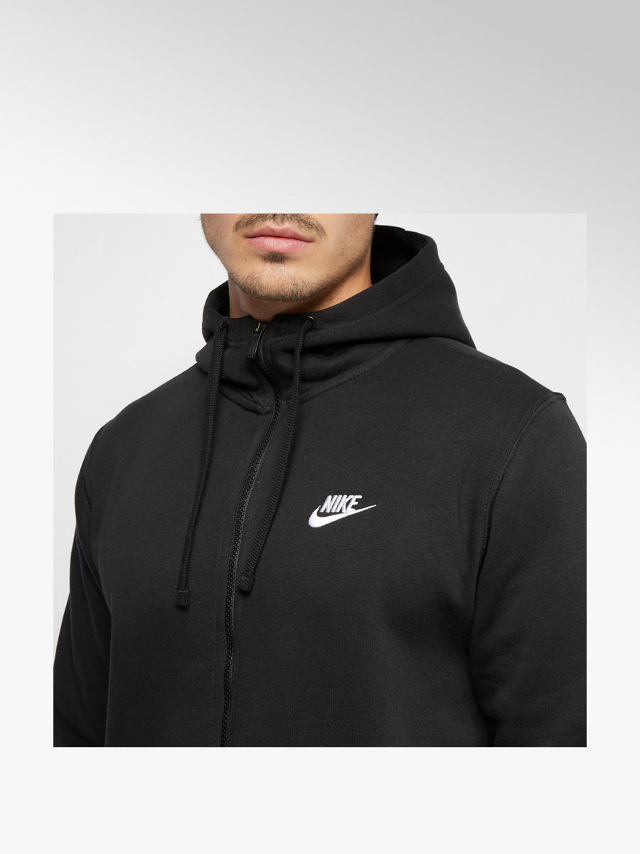 NIKE Sweatjacke in Grau | DEICHMANN AT