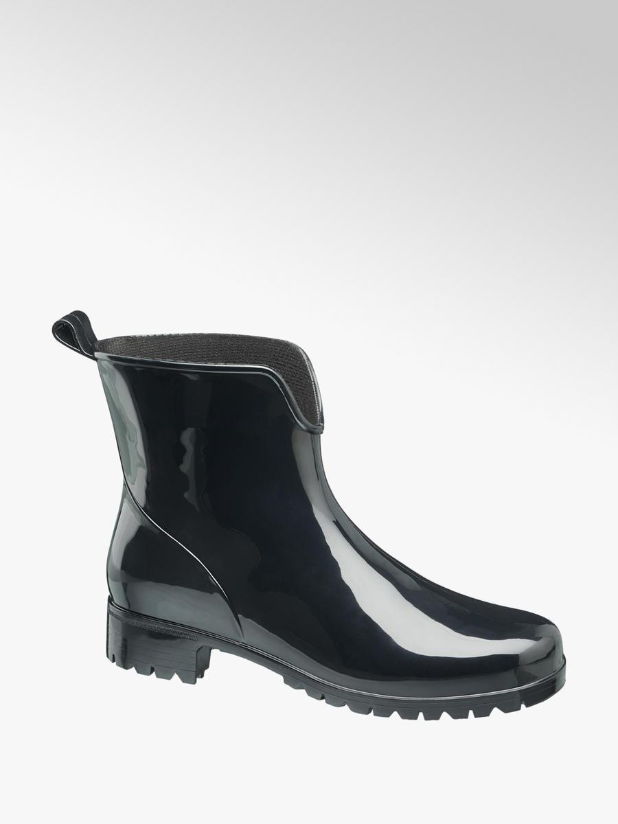 online áruház jó ki x 100% magas minőségű Női gumicsizma fekete színben | Cortina | DEICHMANN