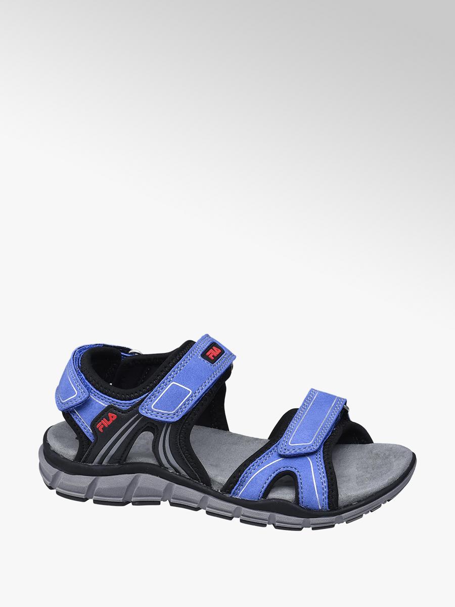 super słodki atrakcyjna cena wyprzedaż hurtowa Niebieskie sandały dziecięce Fila - 1541061 - deichmann.com