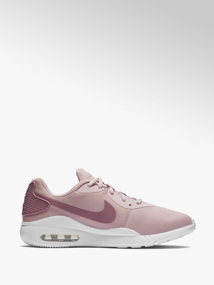 Nike Air Max Lace Up Trainers Pink | Deichmann