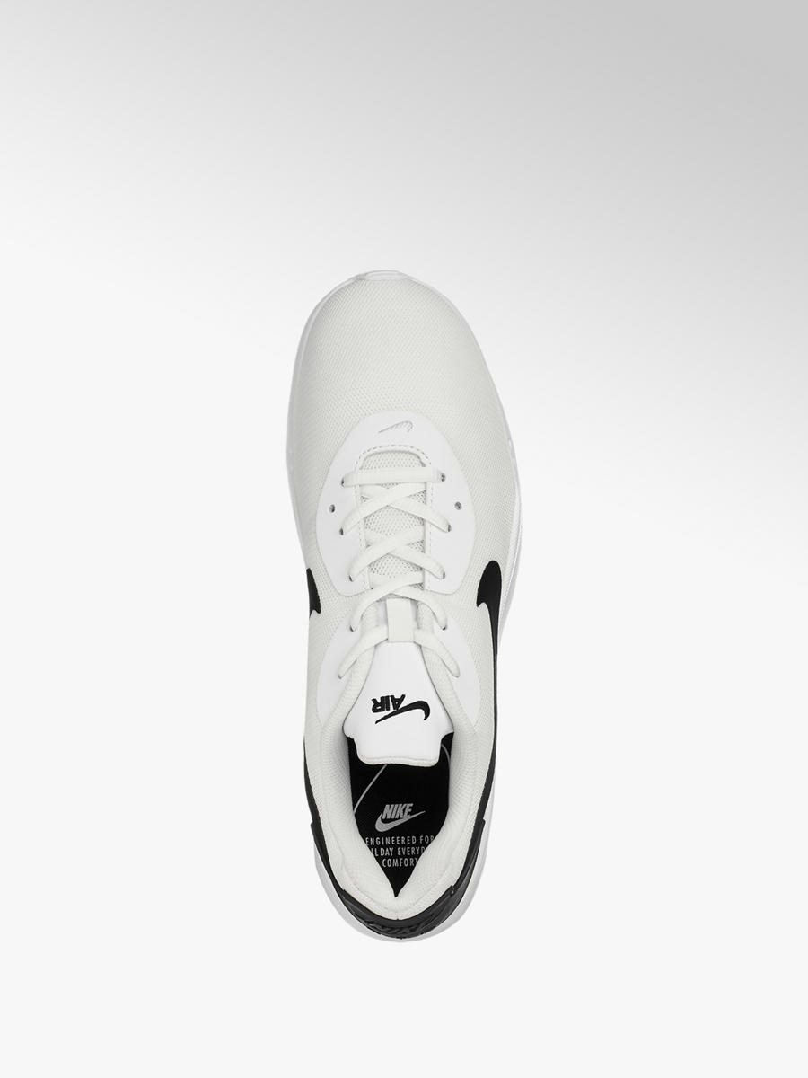 best website b57b2 100f1 NIKE Mens Nike White  Black Air Max Oketo Trainers