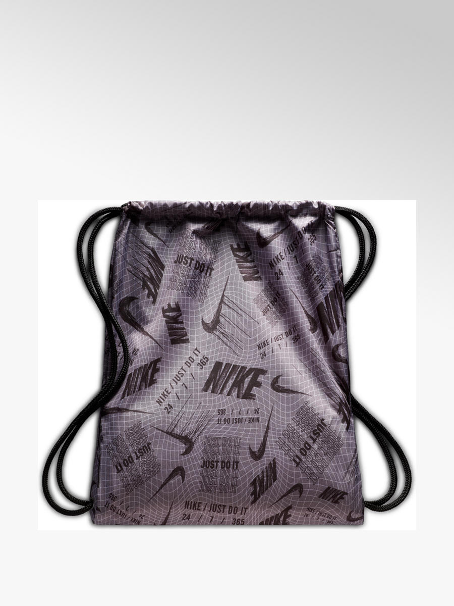 c09a12271d Nike Graphic Gym Sack Grey