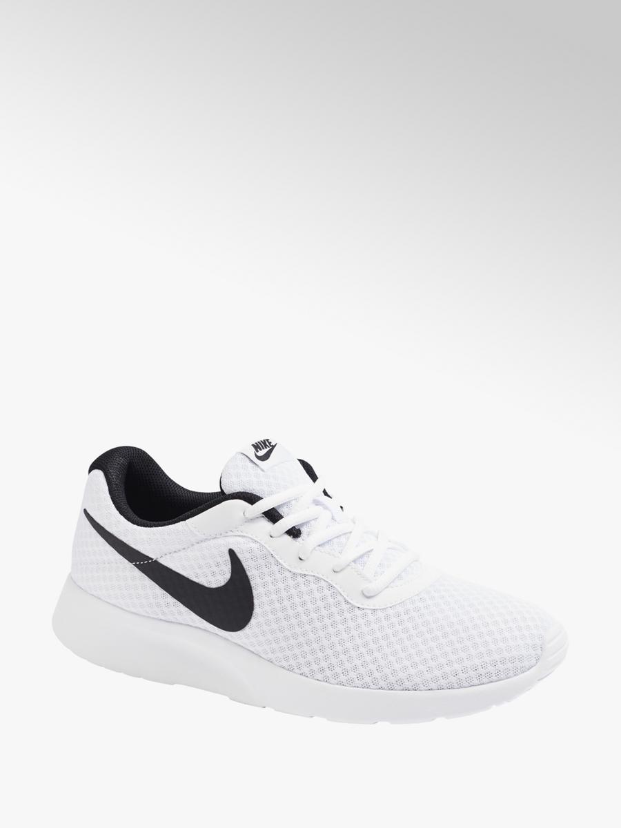 Nike Men's Tanjun Lace-up Trainers White